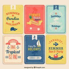 retro-summer-paradise