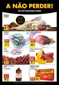 Promoções Folheto Pingo Doce - A Não Perder! só até segunda-feira