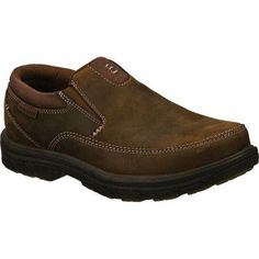 Men's Skechers Relaxed Fit Segment The Search Dark