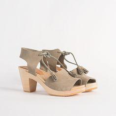 Hannah Spanish Toe, High Heel