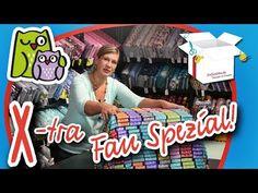 X-tra FAN SPEZIAL! | Nählexikon A-Z #24 | Nähschule Anleitung Nähen lernen für Anfänger - YouTube