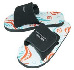 AMOJI Slides Sandals Athletic Slippers Beach Pool Shower Shoes SS1801