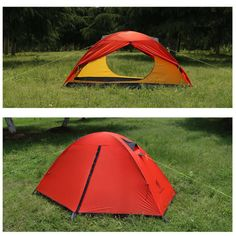 Lightweight Backpacking Tent Hiking - Topwind 1 Red : laser photon 1 tent - memphite.com