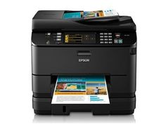 Epson WorkForce Pro WP-4540 Wireless All-in-One Color Inkjet Printer, Copier, Scanner, Fax, iOS/Tablet/Smartphone/AirPrint Compatible (C11CB32201) by Epson. $249.99. From the Manufacturer                WorkForce Pro WP-4540 All-in-OnePrint   Copy   Scan   Fax   Ethernet   Wi-Fi WHY BUY? Enlarge Engineered for Productivity The ultimate wireless all-in-one, the WorkForce Pro WP-4540 is twice the speed of inkjets and gives you the World's Fastest auto two-sided print spe...