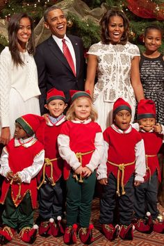 Try Not to Weep While Looking at the Obama's Final, Beautiful White House Christmas Card