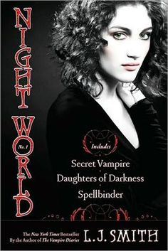 Night World #1-3: Secret Vampire; Daughters of Darkness; Spellbinder..... the whole series is a big mix of stories, but they all tie together really well