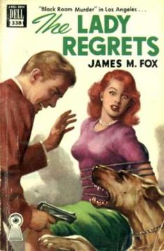 Dell Books - The Lady Regrets - James M. Fox