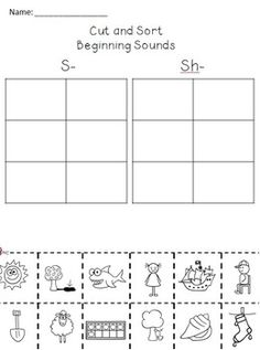DIGRAPH ACTIVITY WORKSHEETS AND PRINTABLES
