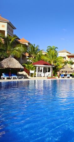Make the whole family happy with trampolines, margaritas, and a snorkelling excursion with these family-friendly Punta Cana resorts. Dream Vacation Spots, Vacation Places, Dream Vacations, Vacation Ideas, Best All Inclusive Resorts, Hotels And Resorts, Beautiful Hotels, Beautiful Places, Cool Pools