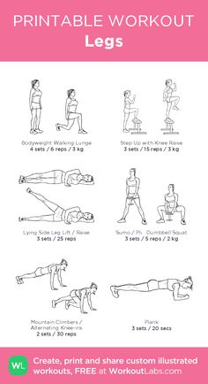custom exercise plan created at Gym Workout Plan For Women, Gym Workouts Women, At Home Workout Plan, At Home Workouts, Workout Plans, Barbell Workout For Women, Leg Workout Women, Woman Workout, Waist Workout