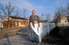 """The Groveport Heritage Society will play host to an historic guest when they celebrate """"Canal Life"""" at its March 31 Town Hall program."""