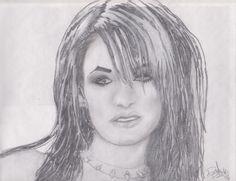 My Portrait of Alektra Blue