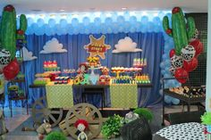 Os 03 Anos do Davi – Tema Toy Story