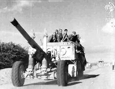 Caterpillar Bulldozer, Top Ride, Afrika Korps, Motor Works, Side Door, Victoria Australia, British Army, North Africa, Quad