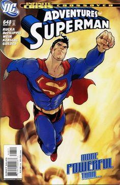The Adventures of Superman #628 July 2004 DC Comics