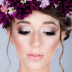 Formal makeup Prom  Soft and feminine makeup