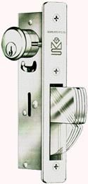 Adams Rite Deadbolt Lock highest safety and ease of fitting. Its normal provides sufficient approval for the bottomless stop on the door . please feel free to call us at 718-677-4186. visit our site at. http://www.lockandhinge.com/scripts/main.cgi?action=big&product=MS1850SN