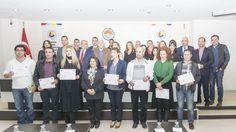 Genç Girişimci Adayları, Sertifikalarını Aldı