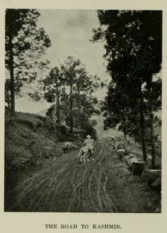 Road to Kashmir 1909