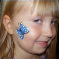 1000 Images About Face Painting On Pinterest