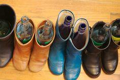 Boot shapers...genius!