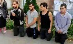 """""""Вибачалися на колінах"""": бійці АТО розшукали чоловіків, які побили їх побратима. Відео Wayfarer, Ray Bans, Mens Sunglasses, Style, Swag, Men's Sunglasses, Outfits"""