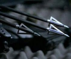 Silver Arrow Allison Argent used to defeat the Oni in Season 3 on Teen Wolf Thalia Grace, Narnia, Teen Wolf, Mythos Academy, Hawke Dragon Age, Constantin Film, Hanzo Shimada, Hunting Arrows, Crossbow Hunting