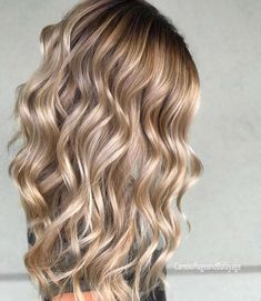 """1,254 Likes, 18 Comments - Amy (@camouflageandbalayage) on Instagram: """"Butterscotch Bronde"""""""