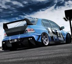 This modified Mitsubishi Lancer is perfect for this awesome #WildWednesday! What do you think? Check it out here... http://www.ebay.com/itm/132-Modified-Cars-Mitsubishi-lancer-evolution-Luxury-Racers-22-x14-Poster-/251240884578?pt=Art_Posters&hash=item3a7f1fa962?roken2=ta.p3hwzkq71.bdream-cars