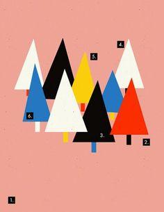 print & pattern: ILLUSTRATION - anna kövecses
