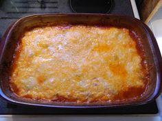 Pasta-Free Lasagna (S)