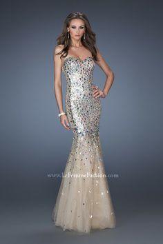 La Femme 19323 #LaFemme #gown #cocktail #elegant many #colors #love #fashion #2014