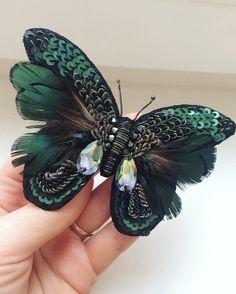 Бабочки — это очень красиво. А таких бабочек вы видели? Поверьте, это не просто бабочки, они вас точно удивят.