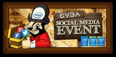 EVGA Anniversary Social Media Event 2014 Aye mateys! Think ye be good at social media? We be offerin' ye 3 ways ye can win in this event!  All you need to do is one or more of the following : Like Us on Facebook, Follow Us on Twitter, or Pin this contest on your Pinterest.