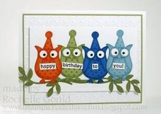 still addINKtive: Top Spots for the Owl Builder Punch by marcie