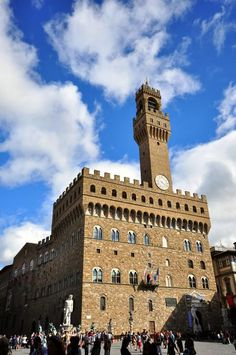 Palazzo Vecchio , Florence , Italy  Photo by raluca tudor — National Geographic Your Shot