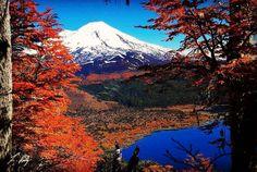 #Chile #volcan #volcano #paisaje #landscape