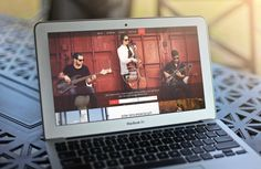 The Backyard Bands project. Project Web, Blackberry, Web Design, Bands, Backyard, Phone, Music, Projects, Musica