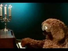 "Muppet Rowlf the Dog ""Happy Birthday to You"""
