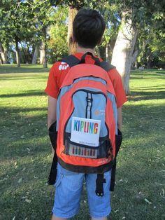 Una mochila cargada de buenas lecturas