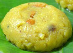 Pineapple Kesari A popular South Indian #dessert.