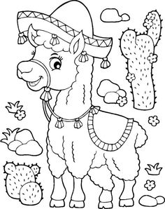 Coloring Pages For Girls, Cute Coloring Pages, Animal Coloring Pages, Coloring Pages To Print, Free Printable Coloring Pages, Coloring For Kids, Coloring Books, Coloring Pictures For Kids, Free Coloring Sheets