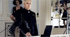 Nick Rhodes, my style icon. *Sigh*