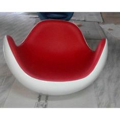 Tumbler chair fiberglass shell chairs recliner chair_China staff office chairs & leisure seating factory in Alibaba White Leather Dining Chairs, Black Dining Room Chairs, Dining Table Chairs, Bar Chairs, Pink Chairs, White Chairs, Office Chair Price, Cheap Office Chairs, Ikea Recliner