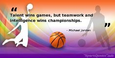 Inspirational Basketball Quotes for Athletes, Coaches, Teams http://sportsquotes.info/basketball/28