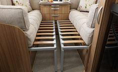 Image result for double berth pull out