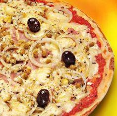 Pizza Portuguesa e Outras Pizzas Brasileiras