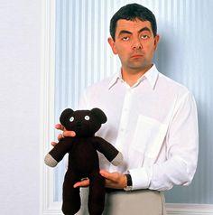 Rowan Atkinson & Teddy