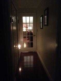 New Hallway with door