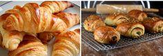 Chef Royale: Croissants et pain au chocolat